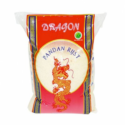 Dragon Pandan rijst 10 kg