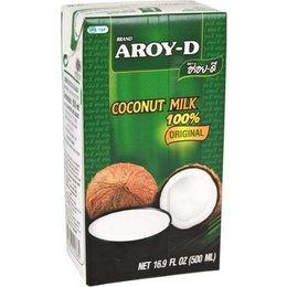 Aroy-D Aroy-D Carton of Coconut Milk 500 ml