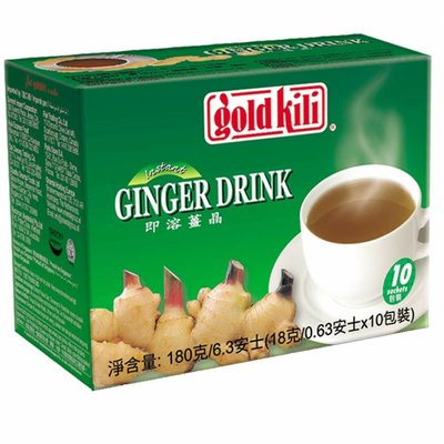 Gold Kili Gember Drink / Thee 10st