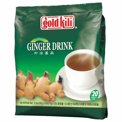 Gold Kili Ginger Drink / Thee 20pcs