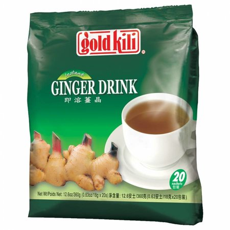 Gold Kili Ginger Drink / Thee 20st Gold Kili