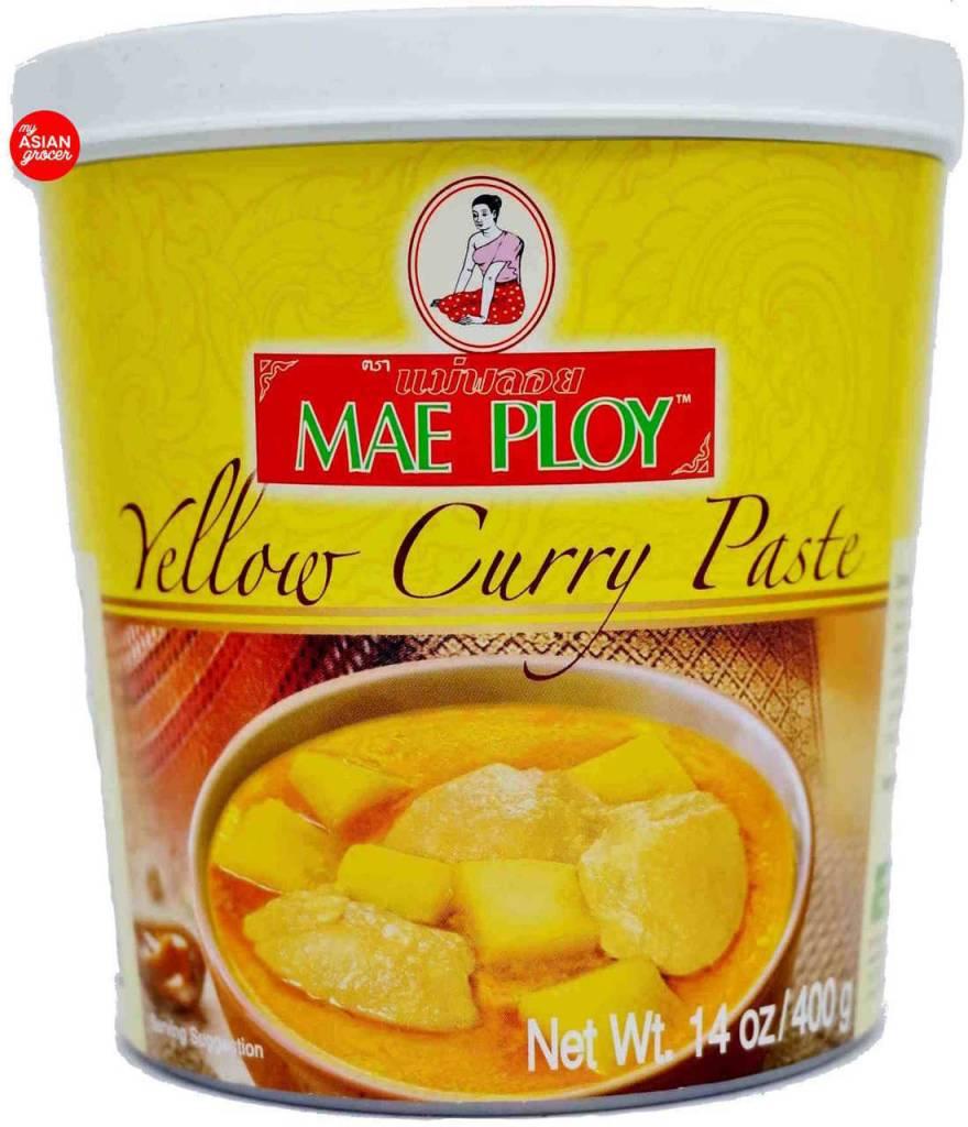 Tokogembira Mae Ploy Yellow Curry Paste 400 G