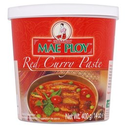 Mae ploy Mae ploy Red Curry paste 400 g