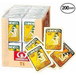 Carmencita Tea Box 200 tea bags