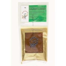 Sarirasa Sajoer Lodeh Spice Mix 100g