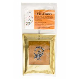 Sarirasa Nasi Kuning Spice Mix 100g