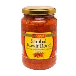 Flower Brand Sambal Rawit Red 375g