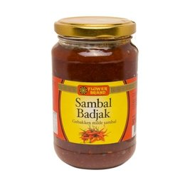 Flower Brand Sambal Badjak 375g