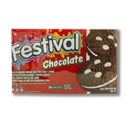 Festival Chocolate cookies