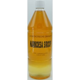 Passion fruit syrup 1 liter