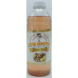 Suri exotic gember syrup 1 Liter