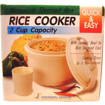 Microwave Rice cooker 2 cup 5097