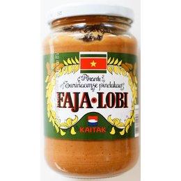 Fajalobi Spicy Peanut Butter 350g