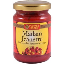 Flower Brand Madam Jeanette sambal 200g