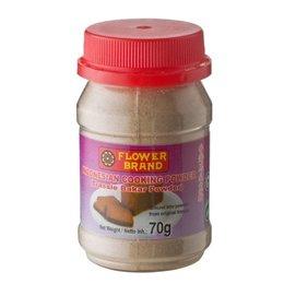 Flower Brand Trassi bakar powder 70g