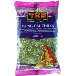 TRS Mung Dal Chilka 500g