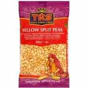 TRS Yellow Split Peas 500g