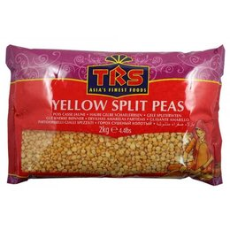 TRS Yellow Split peas 2 kg