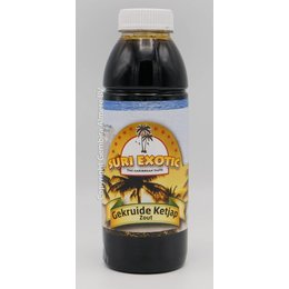 Suri Exotic Seasoned salt Ketjap 500ml