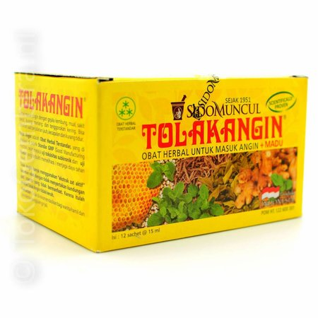 Tolak Angin +Honey 12 stuks  Sidomuncul