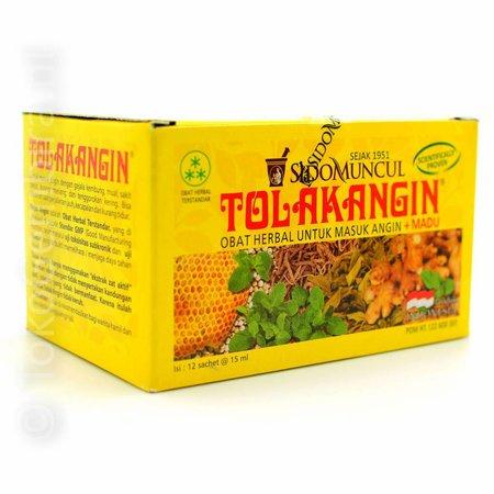 Tolak Angin +Honey 12 stuks  Sidomuncul