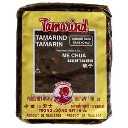 Tamarind seedless 454gr