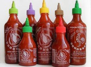 Sriracha Chilisaus