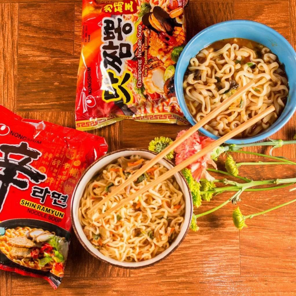 Instant Noodle Soep / Bami Soep
