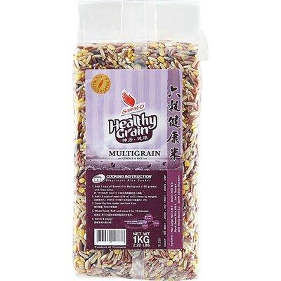 Multigrain (Cereals & Rice) 1kg