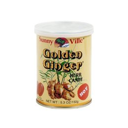 Golden Ginger Candy Hot 150g
