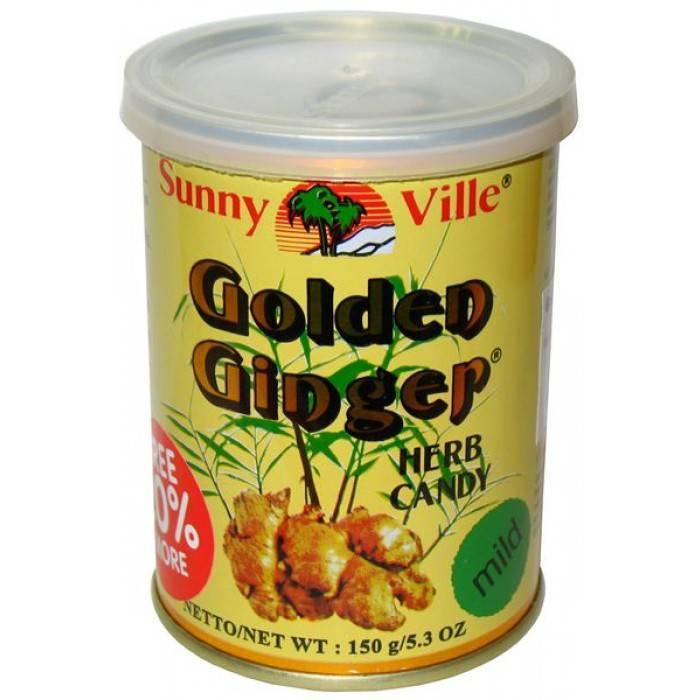 Tokogembira Sunny Ville Ginger Candy Mild 150g