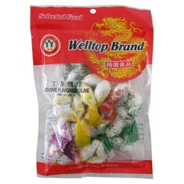 Welltop Brand Olives with Clove Flavour