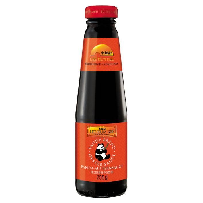 Tokogembira Lee Kum Kee Panda Brand Oyster Sauce 255g