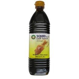X.O Squid Fish Sauce 680ml