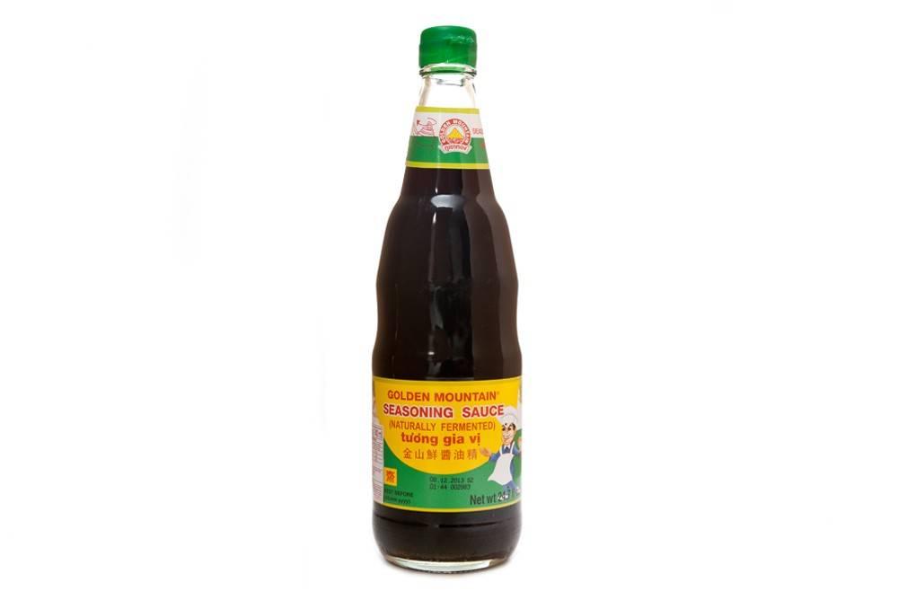 Tokogembira Golden Mountain Seasoning Sauce 600ml