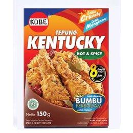 Kobe Kobe Tepung Kentucky Hot & Spicy 150g