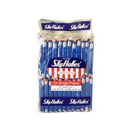 M.Y. San Skyflakes Crackers 24 pcs