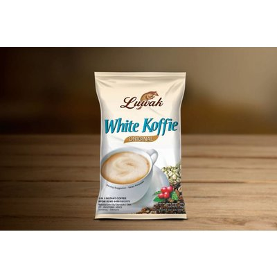 Luwak White Coffee Original 200gr