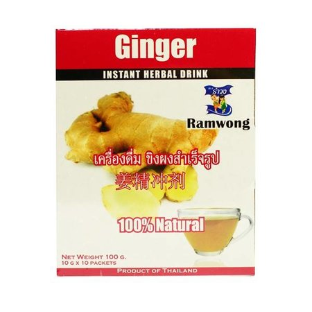 Ramwong Ginger Instant Herbal Drink