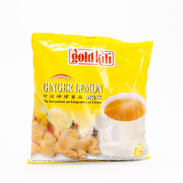 Gold Kili Ginger Lemon drink 20 zakjes