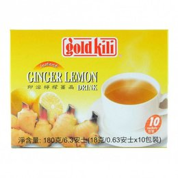 Goldkili Ginger Lemon Drink 10 sachets