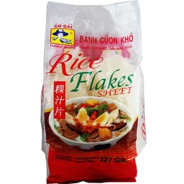 Farmer Brand rice flakes sheet 227g