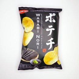 Potechi Wasabi Nori Chips
