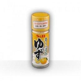S&B Japanse yuzu poeder 4,5 gram
