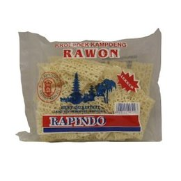 Rapindo Rawon kroepoek 250g
