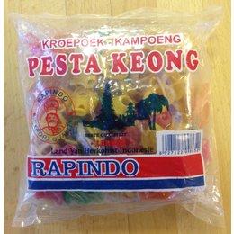 Rapindo Kroepoek-Kampoeng Pesta Keong 250g