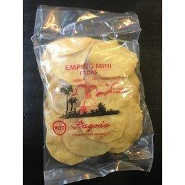 Pagoda Emping mini pedas (HOT) 150g