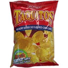 Jack n Jill Taquitos Barbeque Flavour