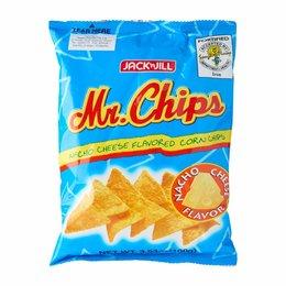 Jack n Jill Mr. Chips 100g