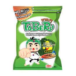 Tabero Roasted seaweed 40g